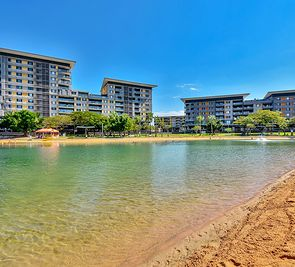Adlina Apartment Darwin Waterfront