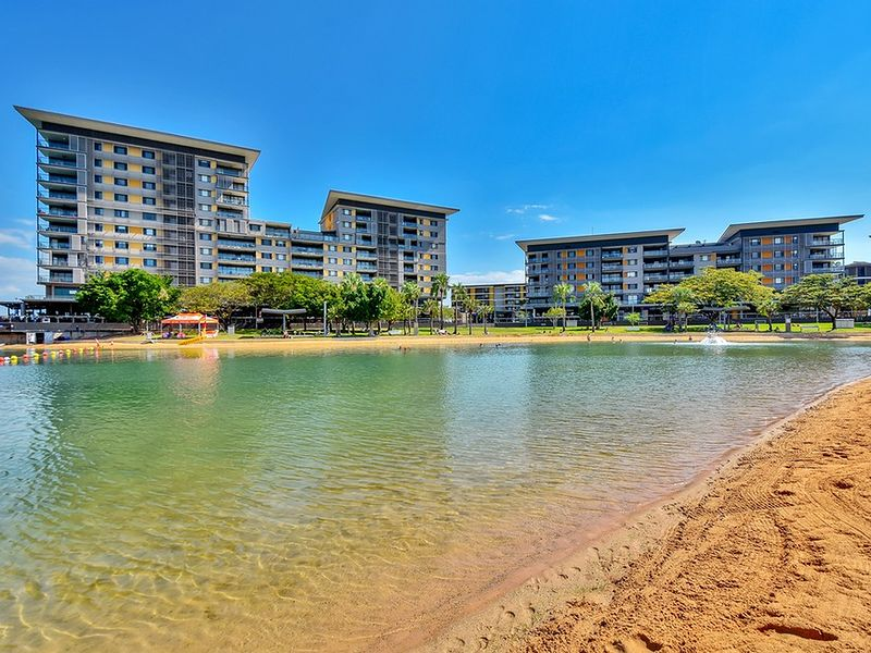 Adlina Apartment Darwin Waterfront