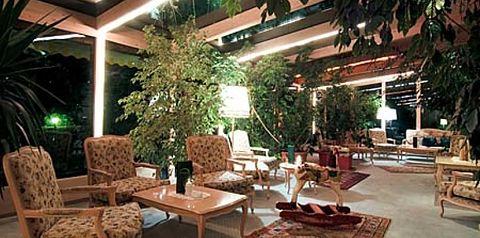teren hotelu, drink bar, kawiarnia