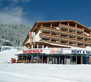 Alpine Resort Schwebebahn