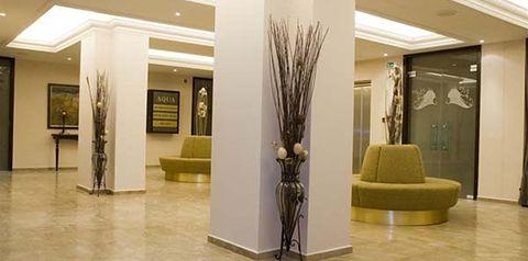 recepcja / lobby, teren hotelu