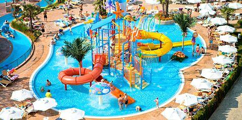 basen, aquapark, brodzik, dla dzieci