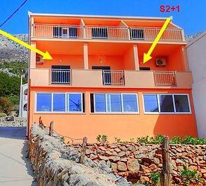 Apartamenty Galeb