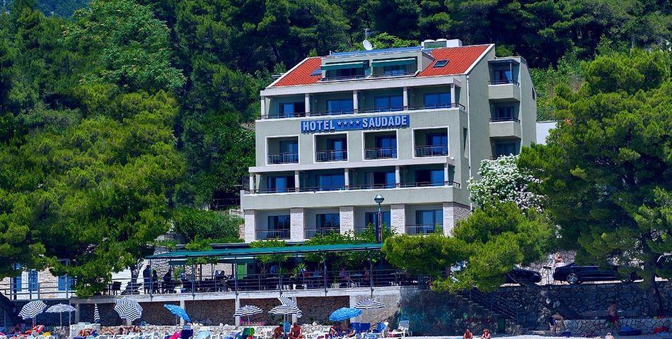 obiekt, budynek główny, teren hotelu, plaża