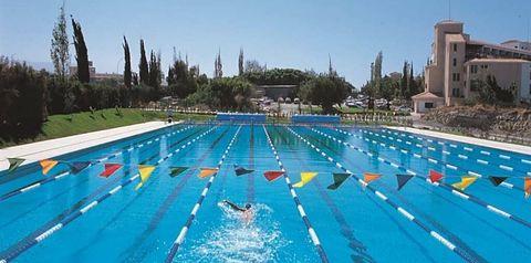 basen, basen olimpijski