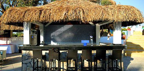 beach bar, plaża