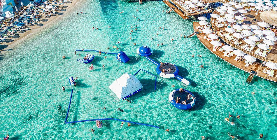 beach bar, sport i rekreacja, plaża