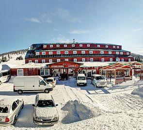 Hotel Spindlerova bouda ***s.