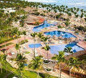 Grand Sirenis Punta Cana Resort  Aquagames