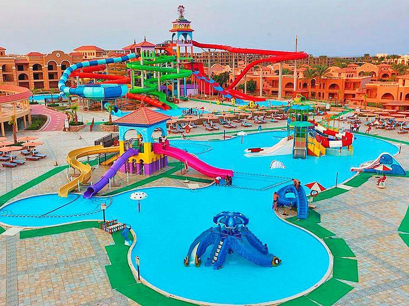 Charmillion Garden Aqua Park (ex Sea Gardens)