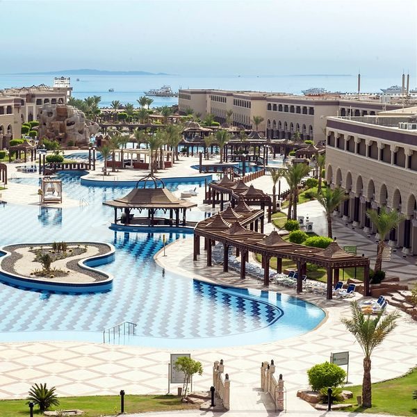 Sentido Mamlouk Palace Resort & Spa (ex Sunrise)