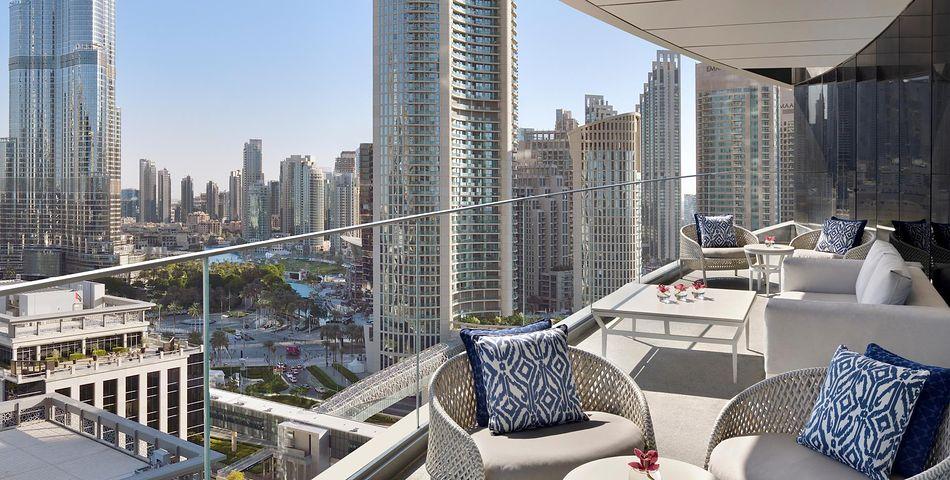 obiekt, teren hotelu, balkon / taras