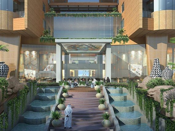 Andaz Dubai The Palm by Hyatt