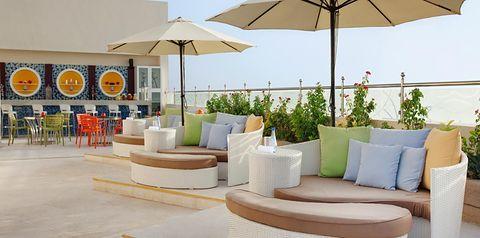 balkon / taras, drink bar