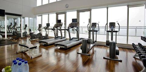 sport i rekreacja, siłownia