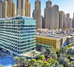 Hilton Dubai The Walk - Jumeirah Residence