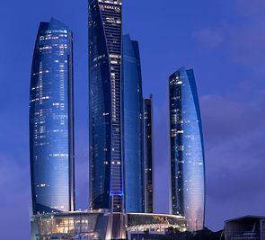 Conrad Abu Dhabi Etihad Towers (ex. Jumeirah at Etihad Towers)