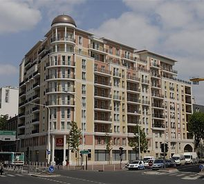 Adagio Paris Montrouge - KR