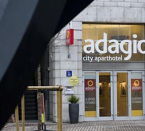 Adagio Residence La Defense Esplanade