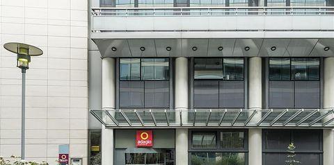 obiekt, budynek główny
