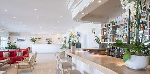 recepcja / lobby, drink bar