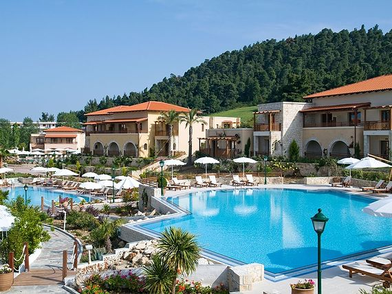 Aegean Melathron Thalasso and Spa