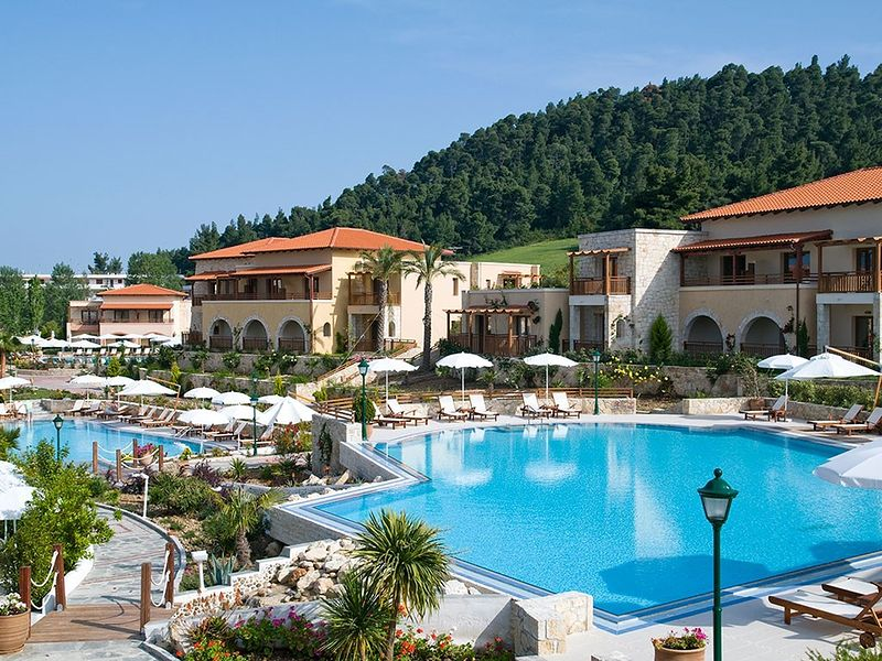 Aegean Melathron Thalasso Spa