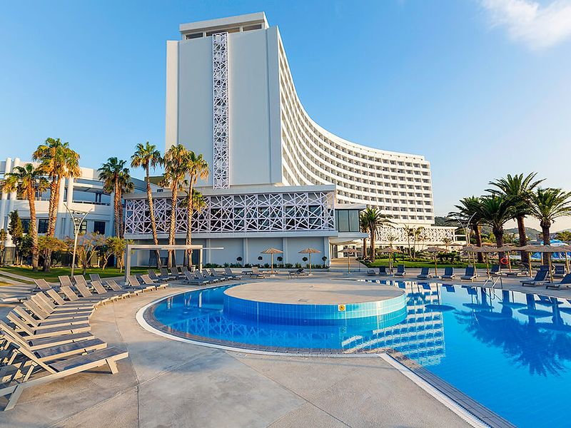 Akti Imperial Deluxe Resort (ex Capsis)