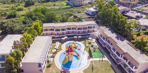 teren hotelu, dla dzieci, wakacjepl