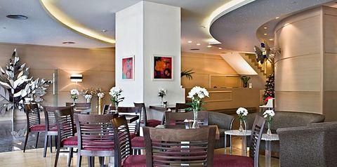 recepcja / lobby, lobby bar
