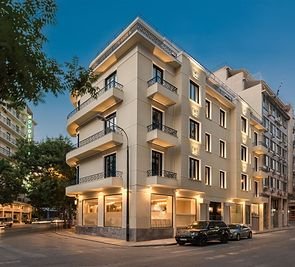 Athens One Smart Hotel