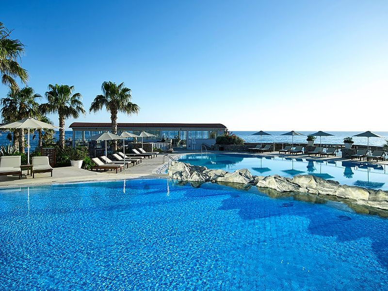 Ikaros Village Beach Luxory Resort & Spa