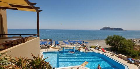 balkon / taras, basen, plaża