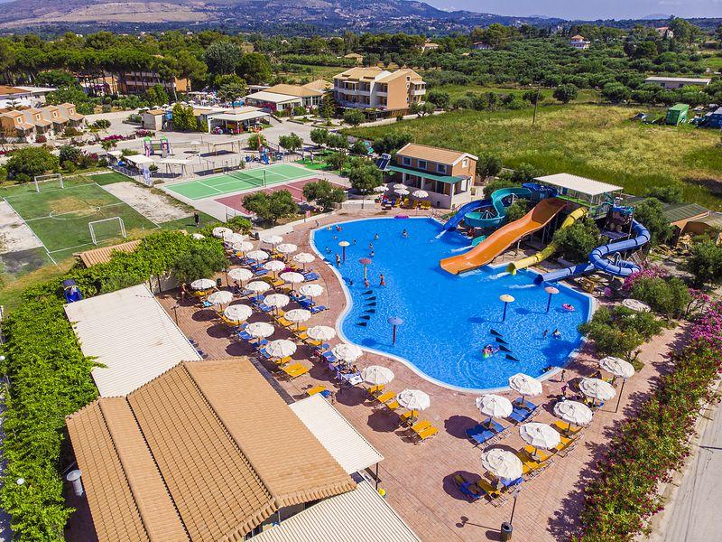 Ionian Sea & Aquapark