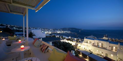 balkon / taras, restauracja