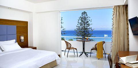 balkon / taras, pokój z widokiem na morze, DBL, DVL, PD, PDWNM, D1, F1, SGL