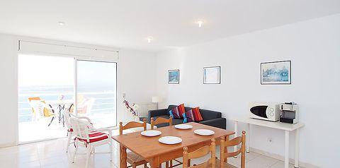 pokój, apartament, balkon / taras