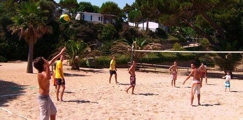 sport i rekreacja, plaża