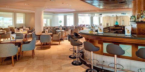 restauracja, lobby bar