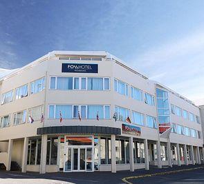 Fosshotel Raudara (ex Best Western Reykjavik)