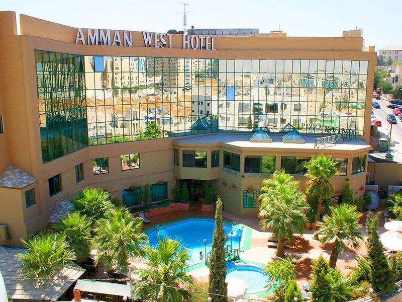 Amman West