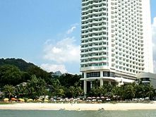 Paradise Sandy Beach Resort
