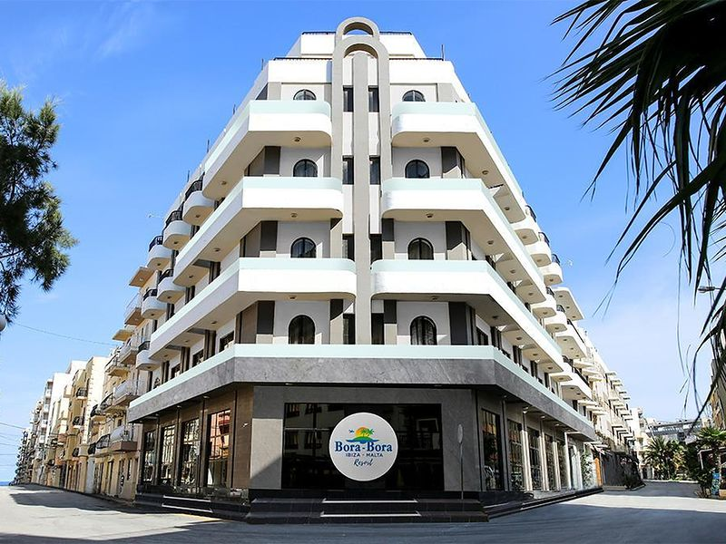 Bora Bora Ibiza Malta Resort
