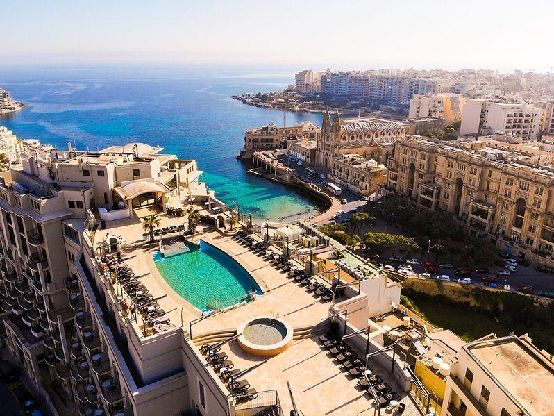 Malta Marriott Spa (ex Le Meridien St Julians)