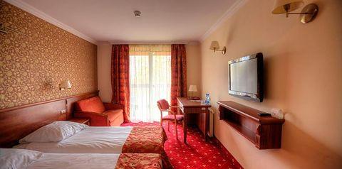 teren hotelu, pokój, rodzinny