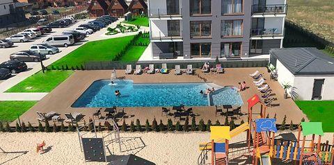 teren hotelu, basen, dla dzieci, plac zabaw, kids club, sport i rekreacja, rozrywka