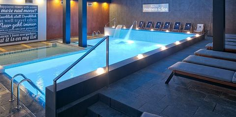 basen, sport i rekreacja, SPA