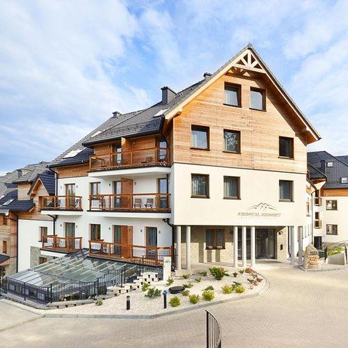 Wczasy zorganizowane Szklarska Poręba Cristal Resort