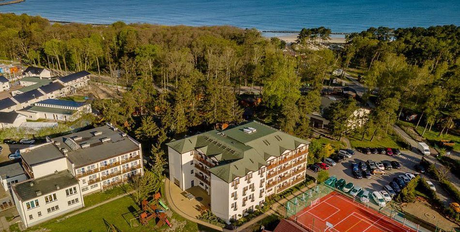 obiekt, budynek główny, teren hotelu, pokój z widokiem na morze, zwiedzanie