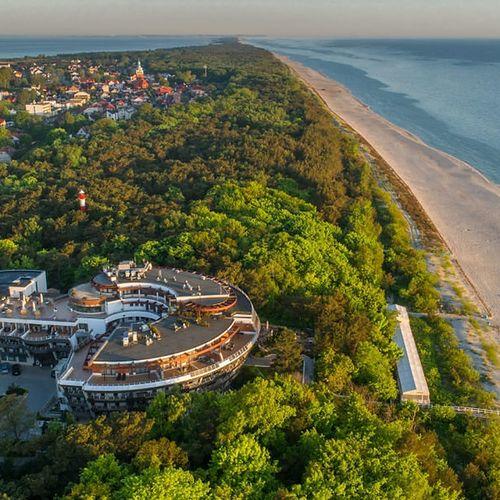Wczasy zorganizowane Jastarnia Dom Zdrojowy Resort & SPA